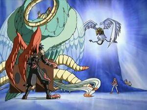 Yu-Gi-Oh! GX - Episode 132