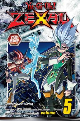 Yu-Gi-Oh! ZEXAL Volume 5