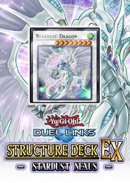 Structure Deck EX: Stardust Nexus