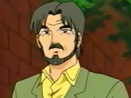 Professor Yoshimori