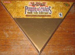 Yu-Gi-Oh! Power of Chaos: Yugi the Destiny Limited Collector's Edition