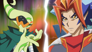 Yu-Gi-Oh! VRAINS - Episode 088