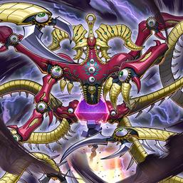 """Crimson Nova Trinity the Dark Cubic Lord"""