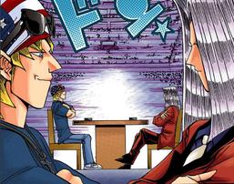 Maximillion J. Pegasus and Bandit Keith's Duel