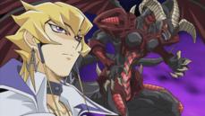 "Jack alongside ""Red Dragon Archfiend""."