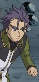 Aporia's father