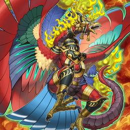 """Fire King High Avatar Garunix"""