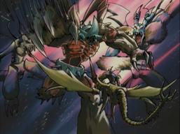 """""""Dark Chimera"""", """"King of Yamimakai"""" and """"Barox"""""""