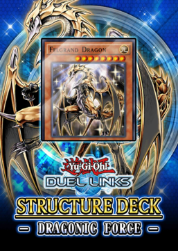 Structure Deck: Dragonic Force