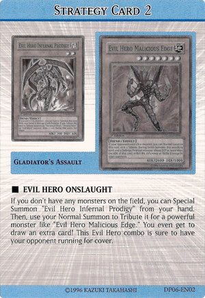 Evil Hero onslaught - Yugipedia - Yu-Gi-Oh! wiki