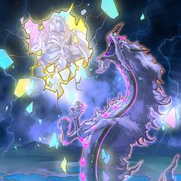 """Metaphys Armed Dragon"" and ""Metaphys Ragnarok"" in the artwork of ""Metaphys Factor"""