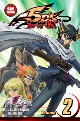 Yu-Gi-Oh! 5D's Volume 2