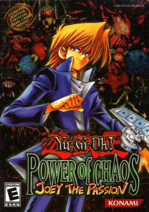Yu-Gi-Oh! Power of Chaos: Joey the Passion - Yugipedia - Yu-Gi-Oh! wiki