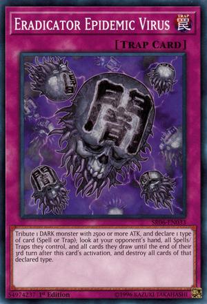 Eradicator Epidemic Virus - Yugipedia - Yu-Gi-Oh! wiki