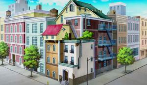Yusaku Fujiki's house