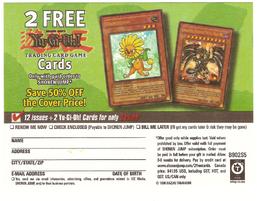 Shonen Jump February 2009 subscription bonus