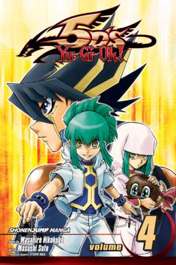 Yu-Gi-Oh! 5D's Volume 4
