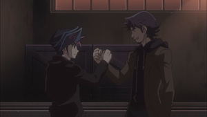 Yu-Gi-Oh! VRAINS - Episode 093