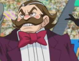 Mustached Duelist