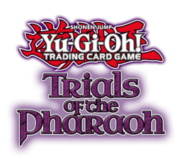 Trials of the Pharaoh - Trials of the Kingdom promotional card