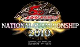 National Championship 2010 TOP 8