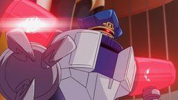 Heartland Tower Security Robot