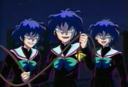 Kageyama sisters