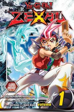 Yu-Gi-Oh! ZEXAL Volume 1
