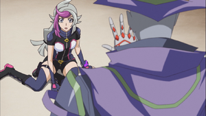 Yu-Gi-Oh! VRAINS - Episode 077