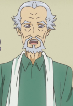 Takeru's grandfather