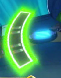Sawatari's Synchro Dimension Duel Disk.png