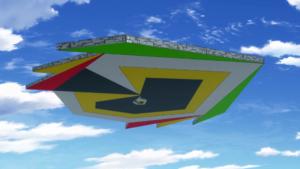Super Mobile Fortress Sixross