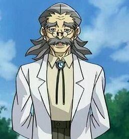 Dr. Eisenstein