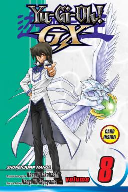 Yu-Gi-Oh! GX Volume 8