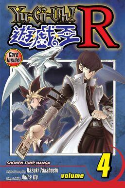 Yu-Gi-Oh! R Volume 4