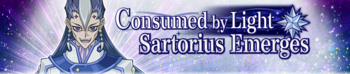 Consumed by Light: Sartorius Emerges