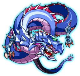 Levia-Dragon - Daedalus in Duel Links