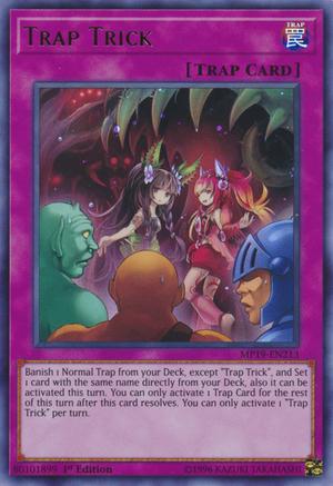 Carte Piege Yu Gi Oh Meme.Trap Trick Yugipedia Yu Gi Oh Wiki