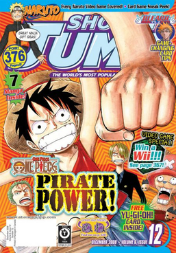 Shonen Jump Vol. 6, Issue 12
