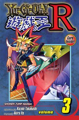 Yu-Gi-Oh! R Volume 3