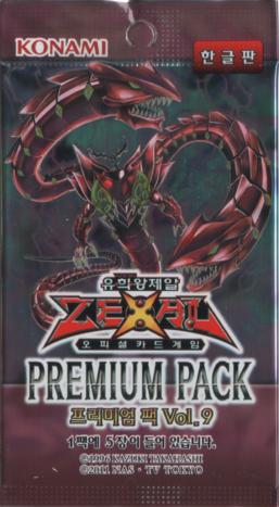 Premium Pack Vol.9