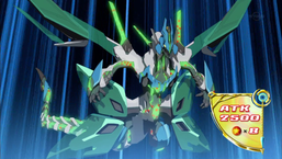 """""""Supreme King Dragon Clear Wing"""""""