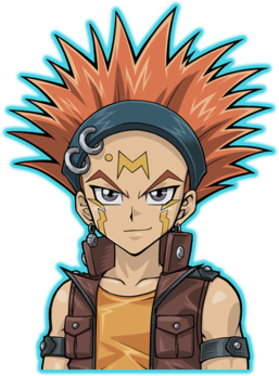 Crow Hogan (Duel Generation) - Yugipedia - Yu-Gi-Oh! wiki