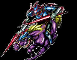 """The original """"Gaia The Fierce Knight"""""""