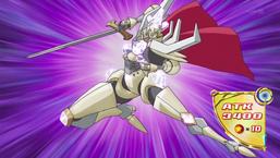 """Gem-Knight Lady Brilliant Diamond""."