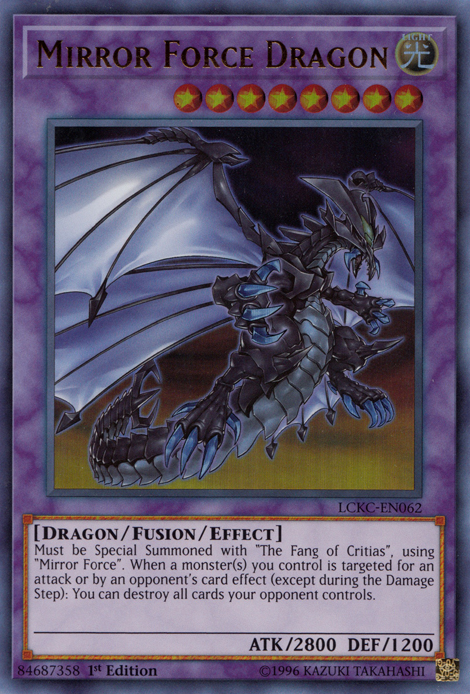 Mirror Force Dragon Yugipedia Yu Gi Oh Wiki