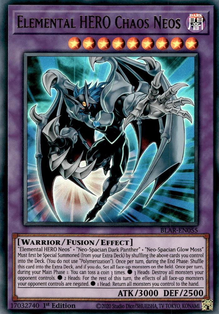 elemental hero chaos neos  yugipedia  yugioh wiki