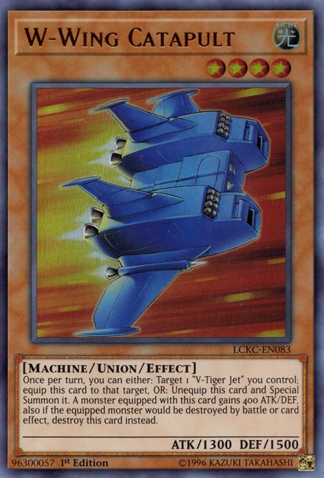 W-wing Catapult - Yugipedia