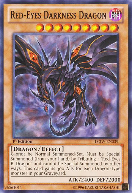 Red-Eyes Darkness Dragon - Yugipedia - Yu-Gi-Oh! wikiBlack Fire Dragon Yugioh