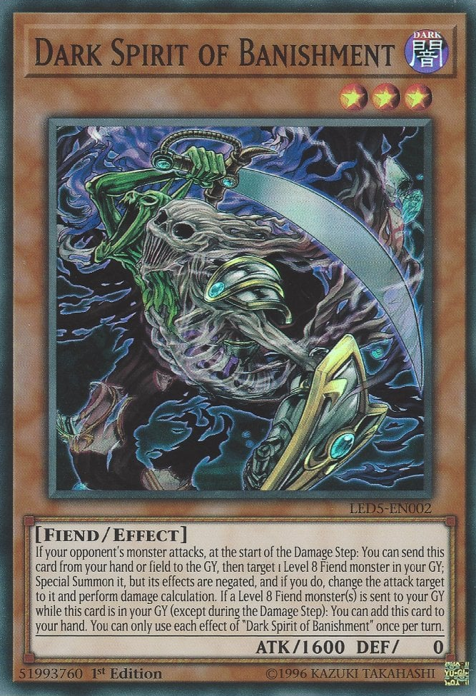 dark spirit of banishment - yugipedia